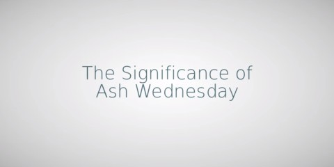 Ash Wednesday_Week 2_8th - 12th Feb
